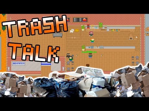 Beans - Trash Talkers  - #2 Let's Play Beans Gameplay