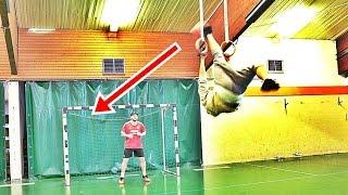 SCHWING-FUßBALL-CHALLENGE | KsFreak Vs Krappi