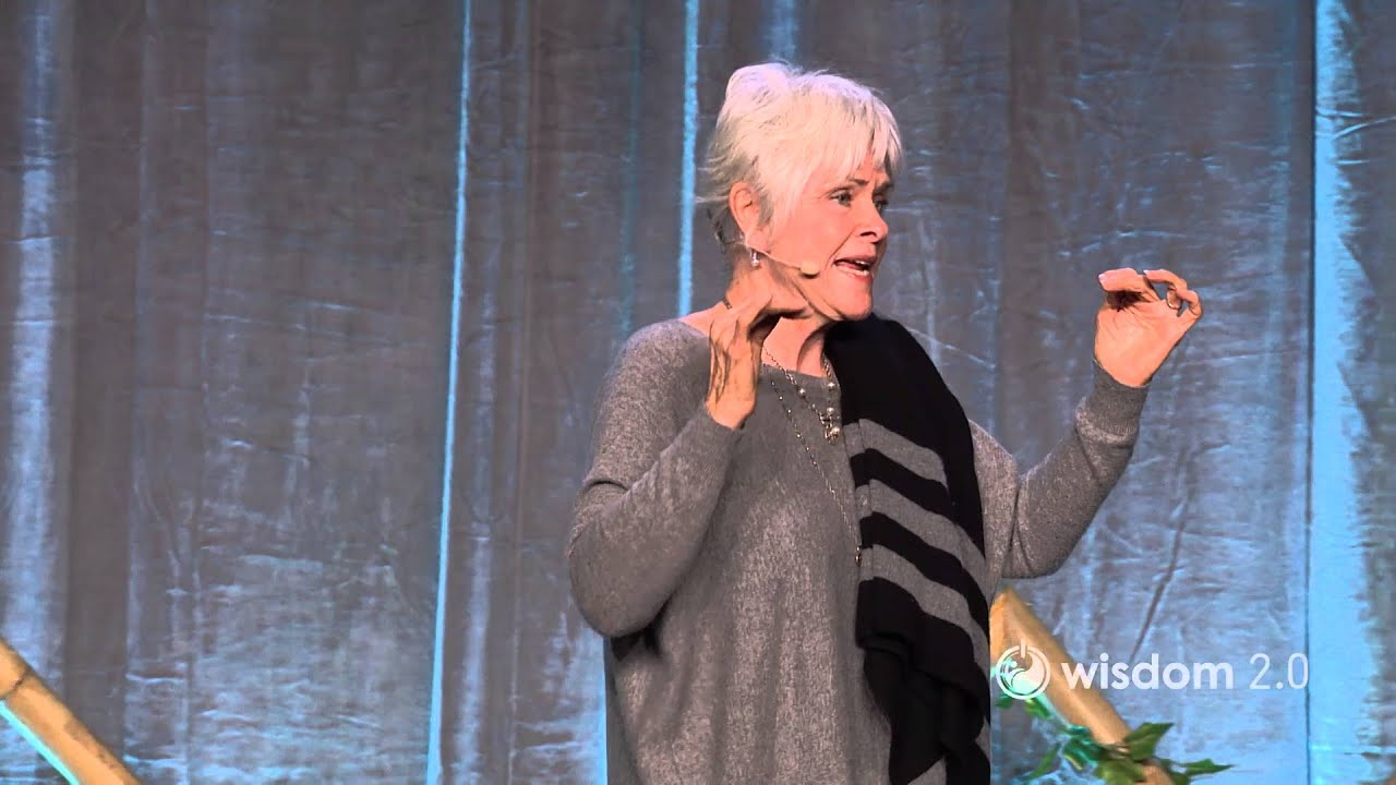 The Work: The Power of Self-Inquiry | Byron Katie | Wisdom 2.0 2016 ...