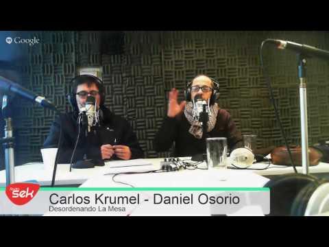 Radio SEK TV | Desordenando La Mesa