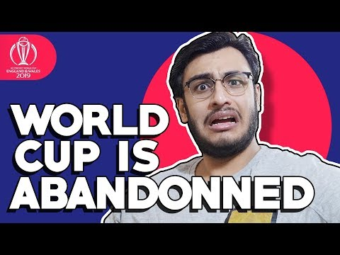 CRICKET WORLD CUP 2019 IS ABANDONED | CWC2019 | RAWKNEE