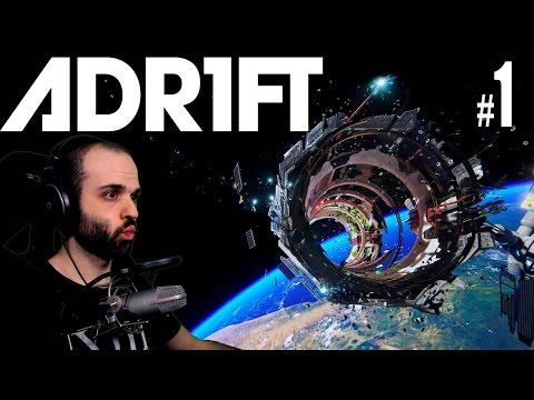 PRIMER CONTACTO | ADR1FT Gameplay Español