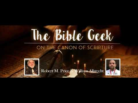 The Bible Geek presents: the Canon of Scripture