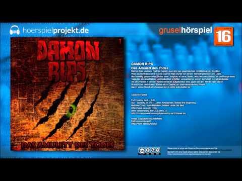 Damon Rips - Das Amulett des Todes (Fantasy / Mystery / Hörspiel / Hörbuch / Komplett)