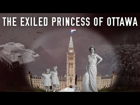 The Exiled Princess of Ottawa