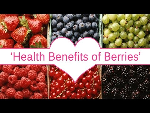 Health Benefits Of Berries - Berries The Wonder Food