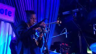Blue Monk // Christian Scott aTunde Adjuah (Live at the Blue Note)
