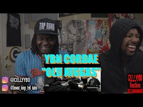 "YBN Cordae ""Old N*ggas"" (J. Cole ""1985"" Response) (WSHH Exclusive - Official Music Video) - REACTION"