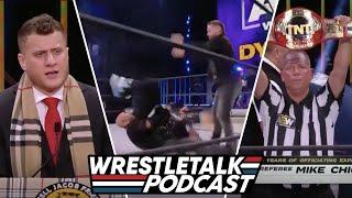 FTR Turn HEEL! AEW Dynamite Aug. 12, 2020 Review | WrestleTalk Podcast
