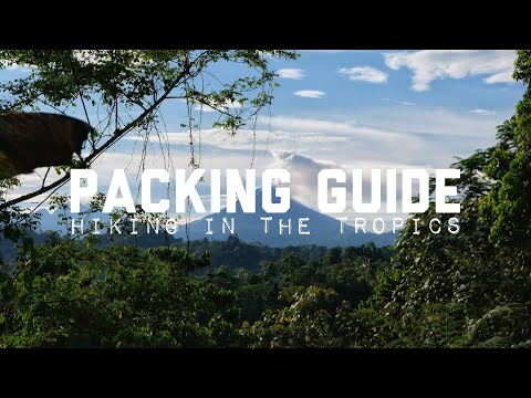 Packing Guide to Hiking the Tropics | From Papua New Guinea