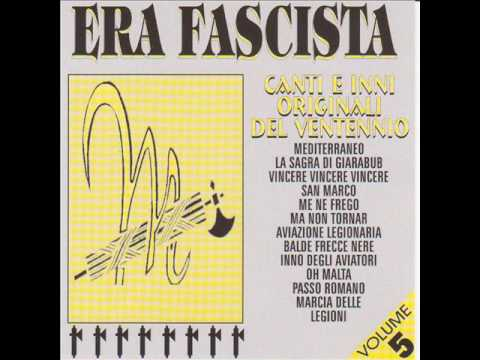 Era fascista - Vincere vincere vincere (Album Version)