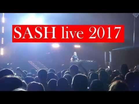 SASH - live / Full Concert - Kaunas 2017