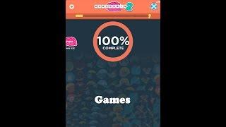 Wordbrain 2 Games Answers screenshot 3
