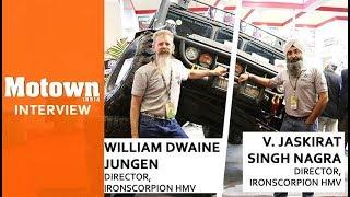William Dwaine Jungen and  V.Jaskirat Singh Nagra