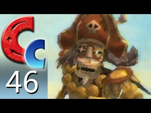 The Legend of Zelda: Skyward Sword - Episode 46: Robot Pirate Island
