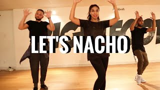 Let's Nacho Choreography - Shereen Ladha Master Class Series - Bollywood Dance