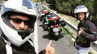 Yamaha Nmax 125 ile 2300km İstanbuldan Akdenize Gezi (Uzun Yol)