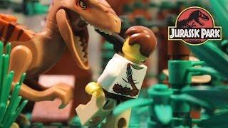 Lego Cyclops - Jurassic Park - Stopmotion