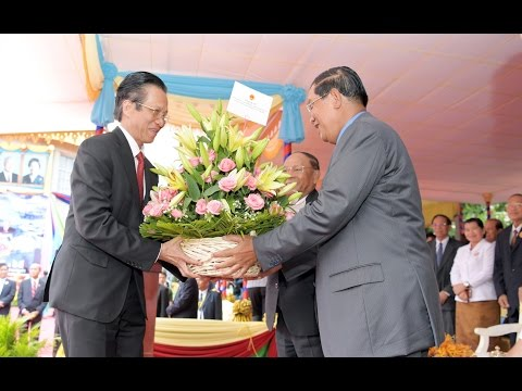 28 JUNE 2016 the 65th Founding Anniversary of the Cambodian People's Party