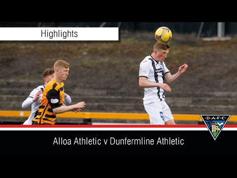 Alloa Dunfermline Goals And Highlights