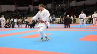Open Italia 2015 Finale Kata Maschile - M. Busato Vs. S. Stea