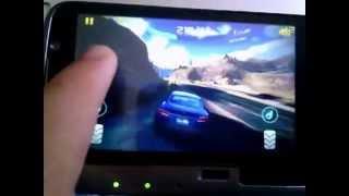 Asphalt 8 On High Graphics On 512  Mb Ram Dualcore Cpu With Adreno 203 Gpu :)