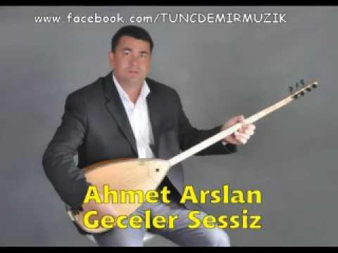 Ahmet ARSLAN-Geceler Sessiz