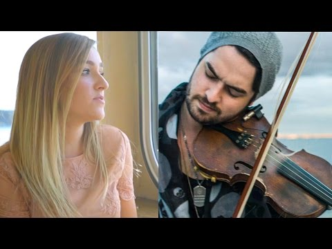 Rather Be - Clean Bandit ft. Jess Glynne | Gardiner Sisters & Rhett Price (Acoustic Violin Cover)