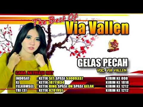 VIA VALLEN-GELAS PECAH-THE BEST OF VIA VALLEN