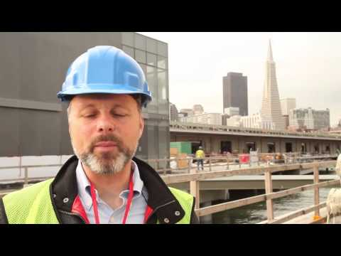 Pier 15 Exploratorium Features Uponor Commercial Radiant Heating and Cooling