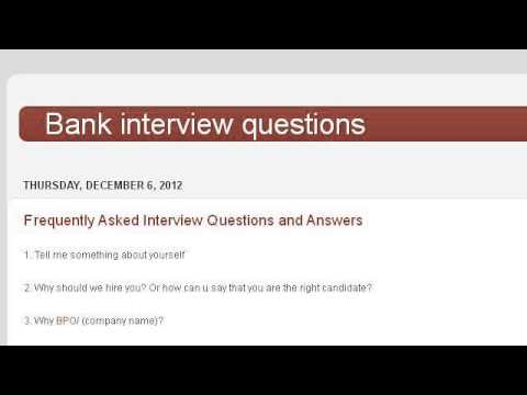 different types of questions on a bank teller test - Bank Teller Interview Questions And Answers