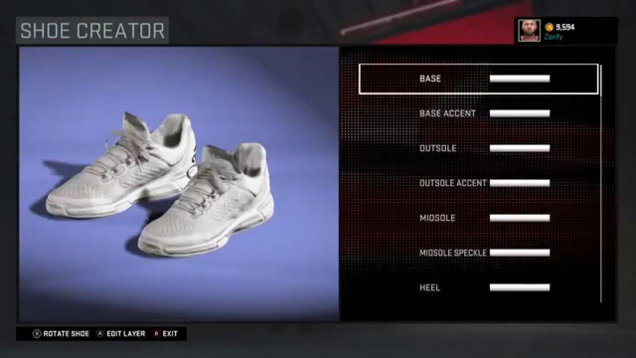 0cc90ca82d4f8 NBA 2K16 Shoe Creator - Adidas Crazy Light Boost Prime Knit