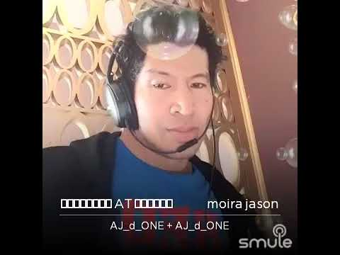 Ikaw at Ako by moira & jason   cover by aj_d_one   #smuleduet  #bagongisingsong