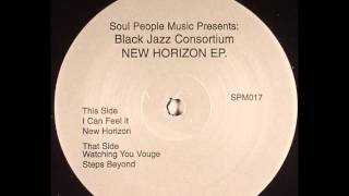Black Jazz Consortium - New Horizon