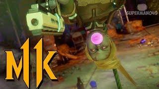 "Revenant Cassie Is Still HO... Good. - Mortal Kombat 11: ""Cassie Cage"" Gameplay"