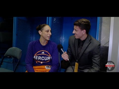 Diana Taurasi Interview | Loyalty for the Phoenix Mercury, Love for Basketball & More