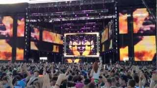 "(HD) ""Bounce"" Calvin Harris Live @ Electric Daisy Carnival New York 2012"