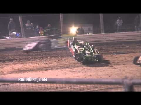 USMTS at Mid America Speedway in Coffeyville 03/11 2011