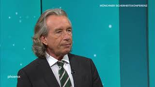 Sicherheitskonferenz: Prof. Thomas Jäger zur Rede von Bundespräsident Steinmeier
