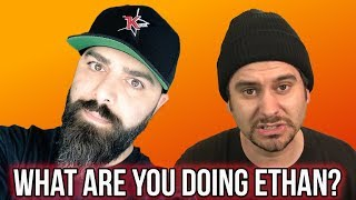 H3H3Productions Vs. Keemstar: Ethan Broke The Number One Rule!