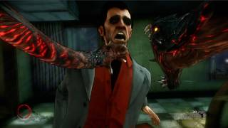 Don't Lose Your Head - The Darkness II Gameplay (Xbox 360)