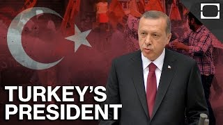 Why Does Turkey Hate Its President?