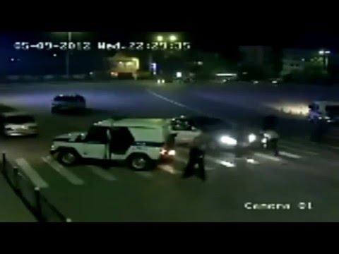 Обстрел поста ДПС в Избербаше