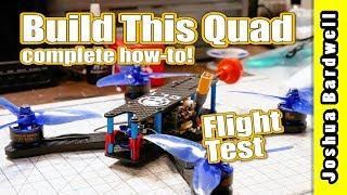 Does it fly good? JB ROTOR RIOT BEGINNER BUILD