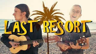 PAPA ROACH - Last Resort (WAY TOO HAPPY ACOUSTIC COVER)
