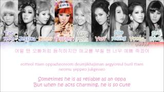 Girls' Generation SNSD (소녀시대) - I got a Boy (Color Coded Han|Rom|Eng Lyrics)
