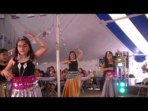 St George church El Paso girls dance 2011
