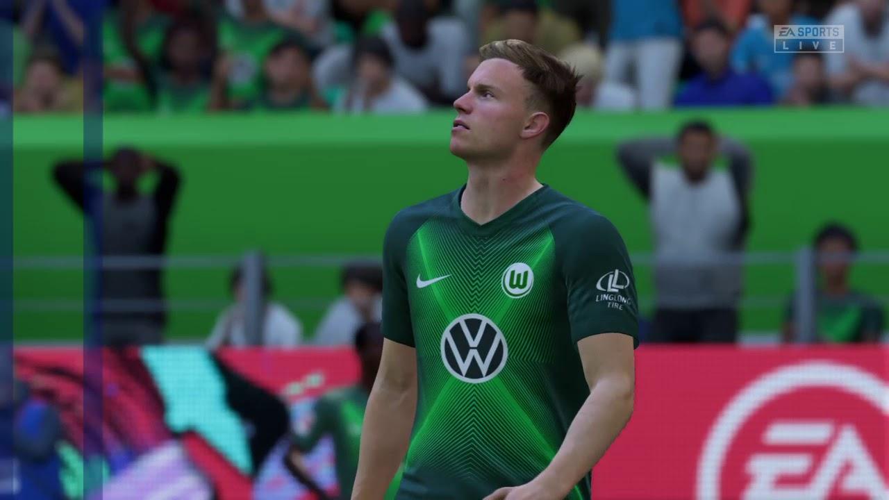 Wolfsburg Donezk