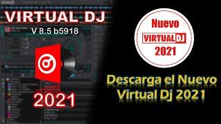 Descarga el nuevo Virtual Dj 2021