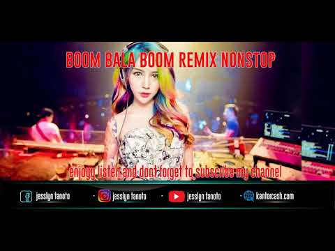 boom bala boom vs akimilaku nonstop mix